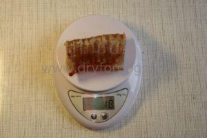Трахеи говяжьи сушеные 18 грамм