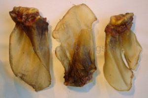 Уши говяжьи сушёные для собак 146 гр.